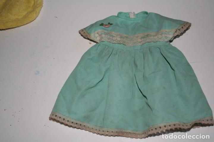 VESTIDO ORIGINAL MUÑECA FAMOSA (Juguetes - Vestidos y Accesorios Muñeca Española Moderna)
