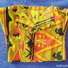 Vestidos Muñecas Españolas: == AB55 - BLUSITA PARA MUÑECA - 12 CM. DE SISA A SISA X 10 CM. DE LARGO. Lote 146465002