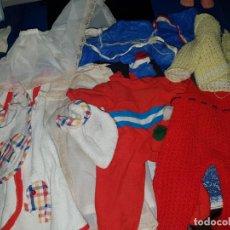 Vestidos Muñecas Españolas: LOTE ROPA ORIGINAL DE MOCOSETE. Lote 147182102