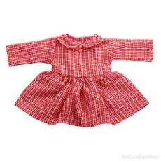 Vestidos Muñecas Españolas: PRECIOSO VESTIDO PARA MUÑECA AMERICAN GIRL, GIGGLES, MARIQUITA PEREZ, ETC., NUEVO A ESTRENAR. Lote 147532398
