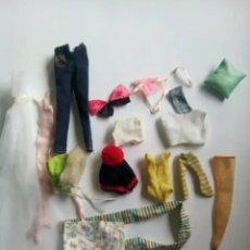 Vestidos Muñecas Españolas: LOTE ROPITA BARRIGUITAS . BARBIE ..... Lote 147556284