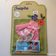 Vestidos Muñecas Españolas: BLISTER BARRIGUITA. Lote 147838950