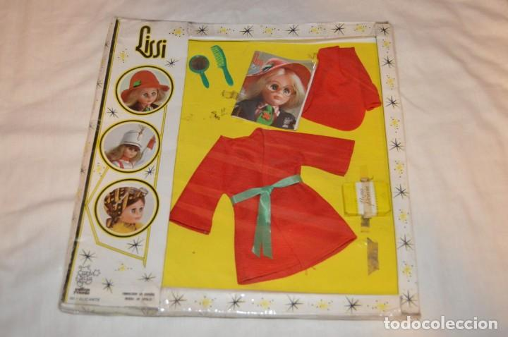 Vestidos Muñecas Españolas: VINTAGE - ANTIGUO SET DE ROPA Y COMPLEMENTOS LISSI - IBI ALICANTE - GUILLEM Y VICEDO - ENVÍO 24H -03 - Foto 2 - 149387334