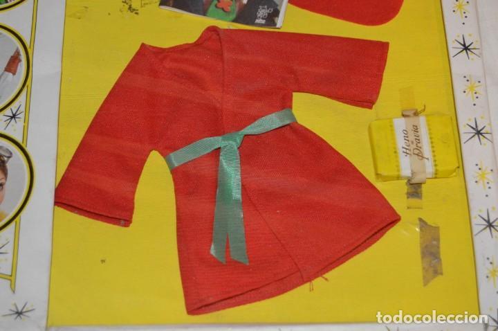 Vestidos Muñecas Españolas: VINTAGE - ANTIGUO SET DE ROPA Y COMPLEMENTOS LISSI - IBI ALICANTE - GUILLEM Y VICEDO - ENVÍO 24H -03 - Foto 4 - 149387334
