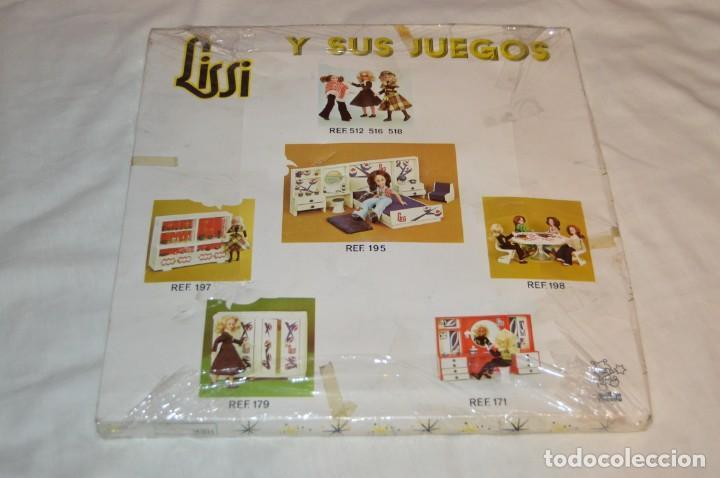 Vestidos Muñecas Españolas: VINTAGE - ANTIGUO SET DE ROPA Y COMPLEMENTOS LISSI - IBI ALICANTE - GUILLEM Y VICEDO - ENVÍO 24H -03 - Foto 6 - 149387334