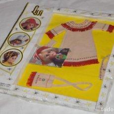 Vestidos Muñecas Españolas: VINTAGE - ANTIGUO SET DE ROPA Y COMPLEMENTOS LISSI - IBI ALICANTE - GUILLEM Y VICEDO - ENVÍO 24H -04. Lote 149387506