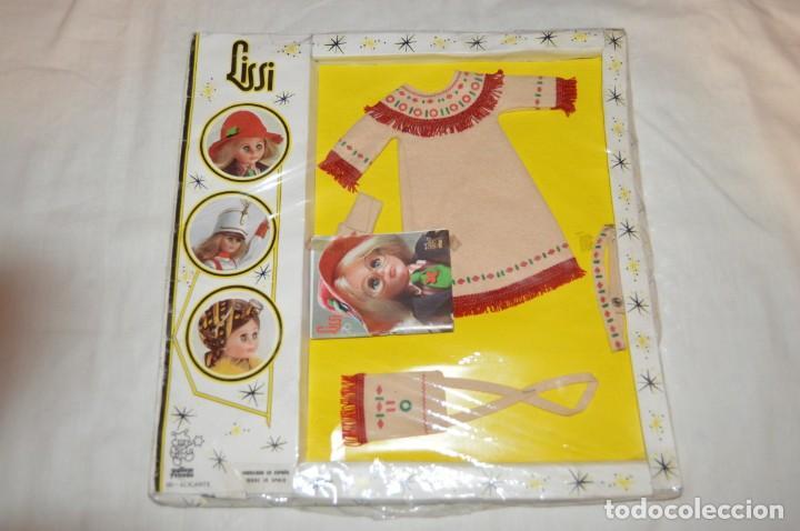 Vestidos Muñecas Españolas: VINTAGE - ANTIGUO SET DE ROPA Y COMPLEMENTOS LISSI - IBI ALICANTE - GUILLEM Y VICEDO - ENVÍO 24H -04 - Foto 2 - 149387506