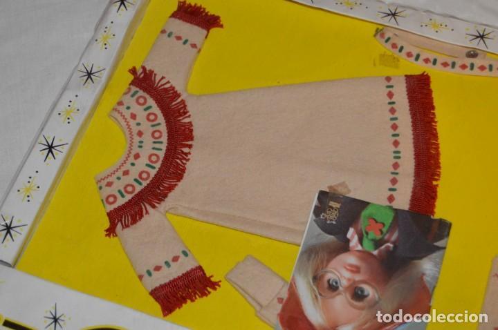 Vestidos Muñecas Españolas: VINTAGE - ANTIGUO SET DE ROPA Y COMPLEMENTOS LISSI - IBI ALICANTE - GUILLEM Y VICEDO - ENVÍO 24H -04 - Foto 3 - 149387506
