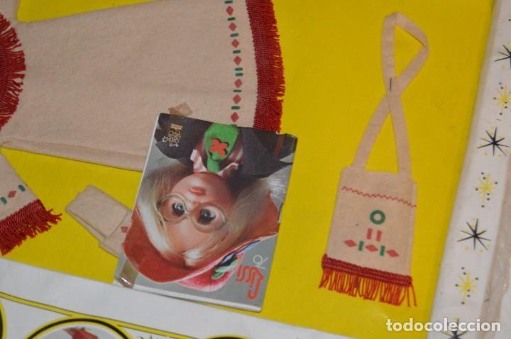 Vestidos Muñecas Españolas: VINTAGE - ANTIGUO SET DE ROPA Y COMPLEMENTOS LISSI - IBI ALICANTE - GUILLEM Y VICEDO - ENVÍO 24H -04 - Foto 4 - 149387506