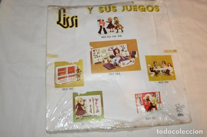 Vestidos Muñecas Españolas: VINTAGE - ANTIGUO SET DE ROPA Y COMPLEMENTOS LISSI - IBI ALICANTE - GUILLEM Y VICEDO - ENVÍO 24H -04 - Foto 6 - 149387506