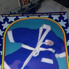 Vestidos Muñecas Españolas: EQUIPO BATINETE BABY MOCOSETE. Lote 164173317