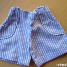 Vestidos Muñecas Españolas: PANTALON JUANIN PEREZ GRANDE (SIRVE MARIQUITA PEREZ GRANDE TAMBIÉN). Lote 150609718