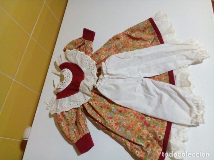 Vestidos Muñecas Españolas: tres vestidos de muñecas y accesorios - Foto 6 - 150762526