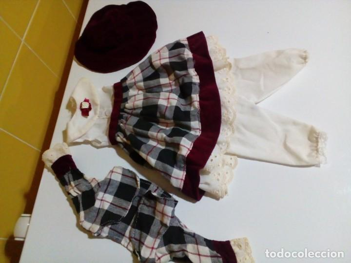 Vestidos Muñecas Españolas: tres vestidos de muñecas y accesorios - Foto 8 - 150762526
