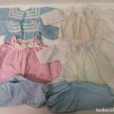 Vestidos Muñecas Españolas - LOTE DE ROPA - 150794702
