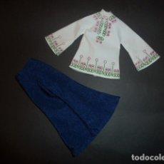 Vestidos Muñecas Españolas: CONJUNTO MUÑECA LISSI. Lote 150040750