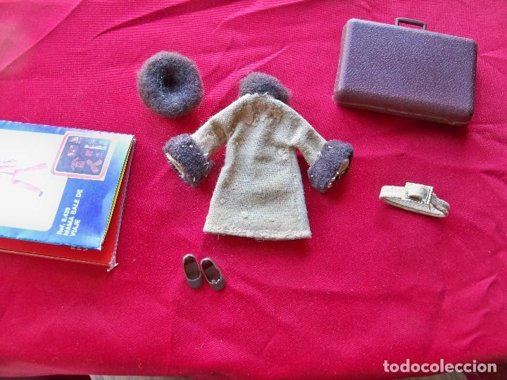 Vestidos Muñecas Españolas: Antigua ropa de la FAMILIA HOGARIN , de mamá sale de viaje, Ref. 6430 - Foto 6 - 247990325