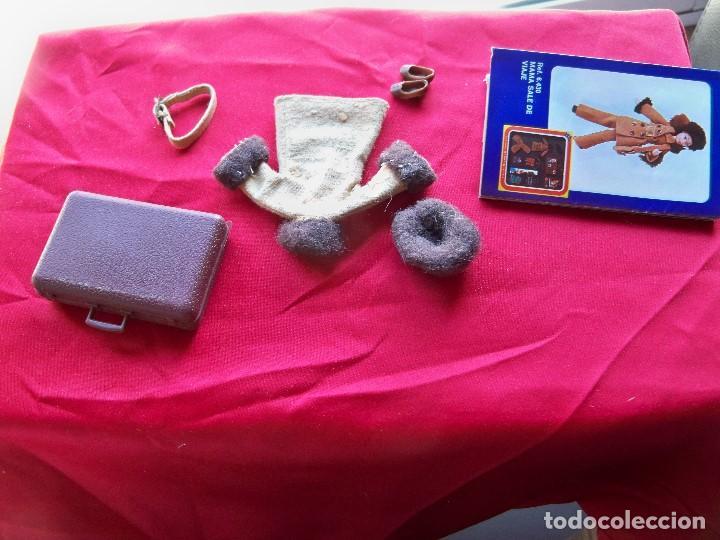 Vestidos Muñecas Españolas: Antigua ropa de la FAMILIA HOGARIN , de mamá sale de viaje, Ref. 6430 - Foto 8 - 247990325