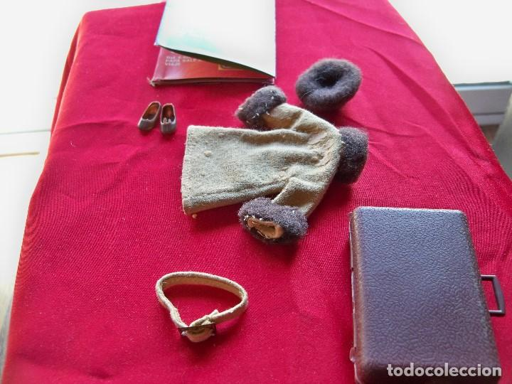 Vestidos Muñecas Españolas: Antigua ropa de la FAMILIA HOGARIN , de mamá sale de viaje, Ref. 6430 - Foto 9 - 247990325