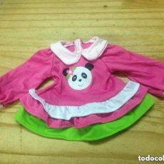 Vestidos Muñecas Españolas: BONITO VESTIDO MUY COLORIDO PARA MUÑECA AMERICAN GIRL, GIGGLES, MARIQUITA PEREZ, ETC., NUEVO. Lote 152126126