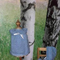Vestidos Muñecas Españolas: CONJUNTO PARA MUÑECA NENUCA DE FAMOSA. Lote 152462582