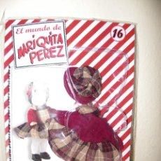 Vestidos Muñecas Españolas: MARIQUITA PÉREZ ALTA YA COLECCIÓN NUEVOS. Lote 153437810
