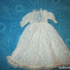 Vestidos Muñecas Españolas: VESTIDO MUÑECA SINDY,, GAMA O SIMILAR. Lote 153908034