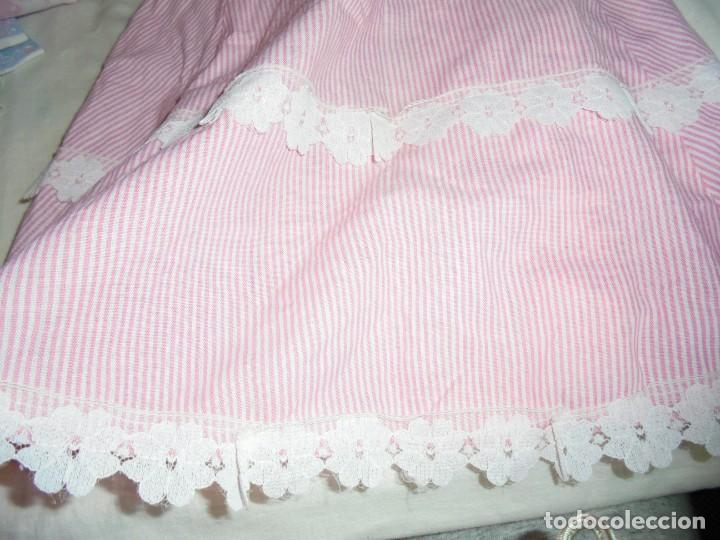 Vestidos Muñecas Españolas: VESTIDO LARGO PARA MUÑECOS ETIQUETA DE LA MARCA MUÑECAS BB - Foto 2 - 154172282