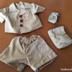 Vestidos Muñecas Españolas: TRAJE EQUIPO SAFARI DE BABY MOCOSETE TOYSE. Lote 155821210