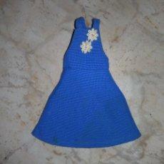 Vestidos Muñecas Españolas: VESTIDO FLOR DE MUÑECA SINDY DE FLORIDO. Lote 156915774