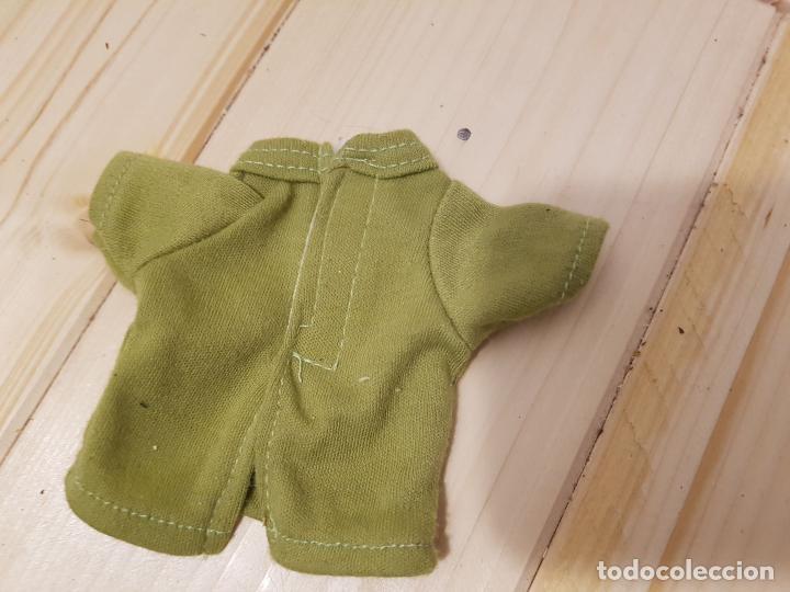 Kleider Spanische Puppen: muñeca nicoleta de imaginarium - camiseta verde original - Foto 2 - 156916366