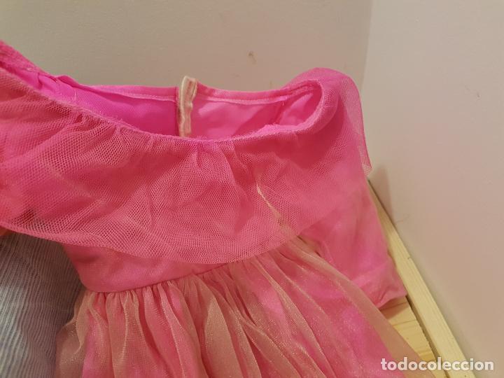 Vestidos Muñecas Españolas: vestido y medias originales muñeca celia joyas de famosa - Foto 2 - 156916710