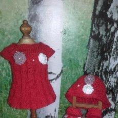Vestidos Muñecas Españolas: CONJUNTO PARA MUÑECA NENUCA DE FAMOSA. Lote 158450690