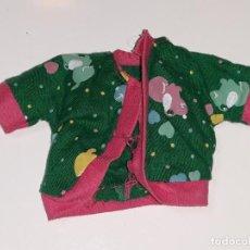 Vestidos Muñecas Españolas: CHABEL : ANTIGUA CHAQUETA CAZADORA CHABEL DIFFUSION NEW DE FEBER AÑOS 80 / 90. Lote 159542558