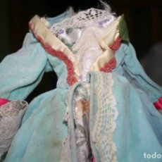 Vestidos Muñecas Españolas: VESTIDO MUÑECA TIPO ANTIGUO. Lote 159894630