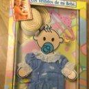 Vestidos Muñecas Españolas: BABY BEBE. FEBER. 1990. . Lote 161178550