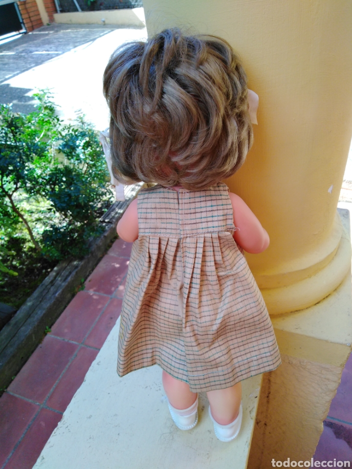 Vestidos Muñecas Españolas: Vestido antiguo para muñeca Cristina o Virginia de gama muñeca 50 cm...47 - Foto 2 - 162374510