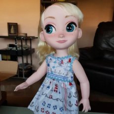 Dresses Spanish Dolls - Vestido marinero para muñeca Disney Animators. - 165249998