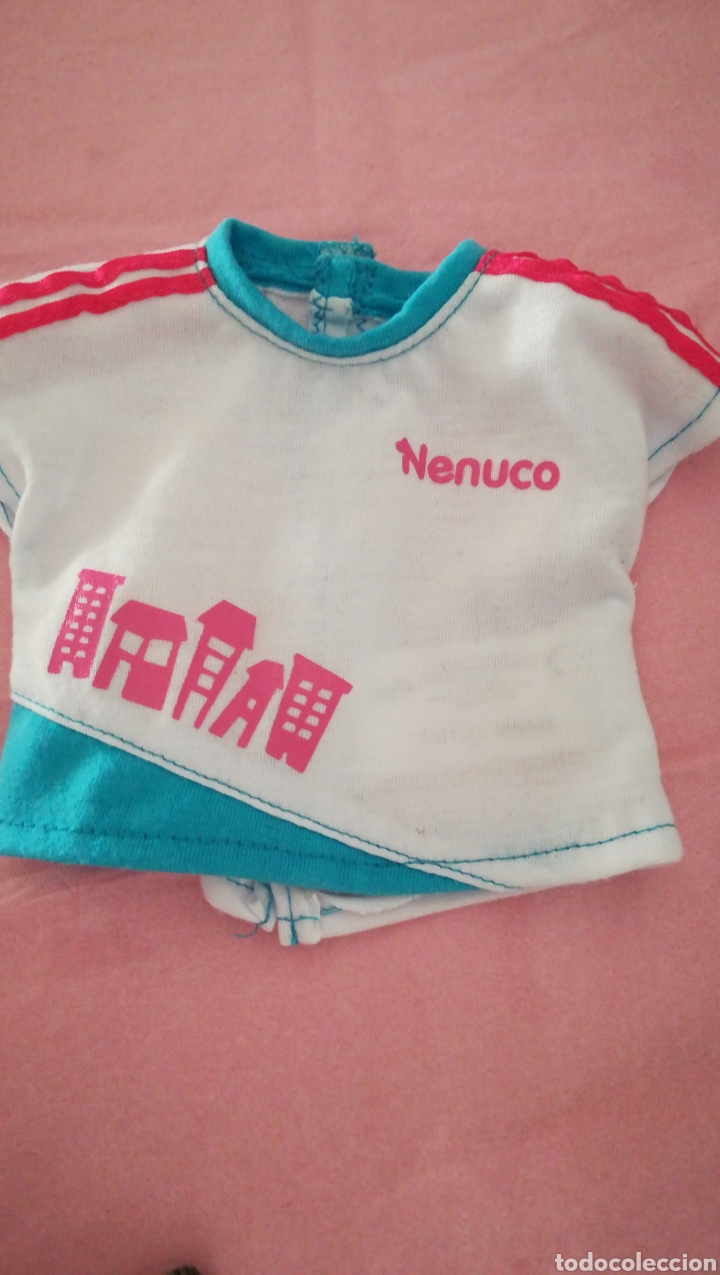 CHALECO NENUCO (Juguetes - Vestidos y Accesorios Muñeca Española Moderna)