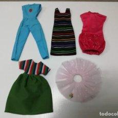 Vestidos Muñecas Españolas: LOTE ROPA DARLING DE FAMOSA Y NELLY DE GUILLEN Y VICEDO. Lote 167477132