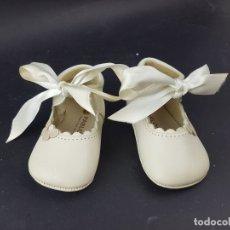 Vestidos Muñecas Españolas: ZAPATOS PARA MUÑECA GRANDE GUENDOLINA FAMOSA. Lote 167624088