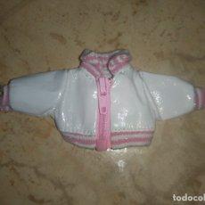 Vestidos Muñecas Españolas: CHAQUETA DE MUÑECA BARRIGUITA BARRIGUITAS. Lote 168591244