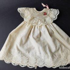 Vestidos Muñecas Españolas: VESTIDO ORIGINAL MUÑECA NENUCA NANA DE FAMOSA MUÑECO. Lote 169701592
