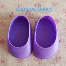 Vestidos Muñecas Españolas: ZAPATOS NANCY LILA. Lote 206324347