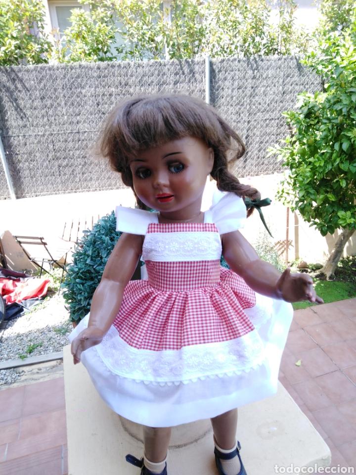 Vestidos Muñecas Españolas: Vestido y braguita para muñeca Cayetana ..35 - Foto 3 - 184904145