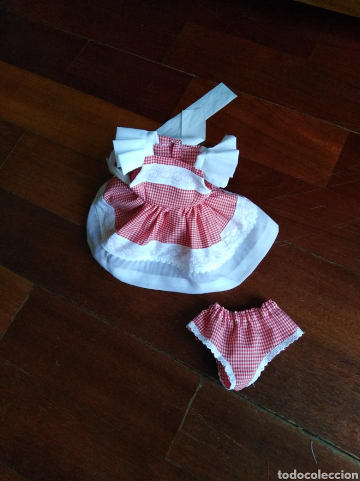 Vestidos Muñecas Españolas: Vestido y braguita para muñeca Cayetana ..35 - Foto 9 - 184904145