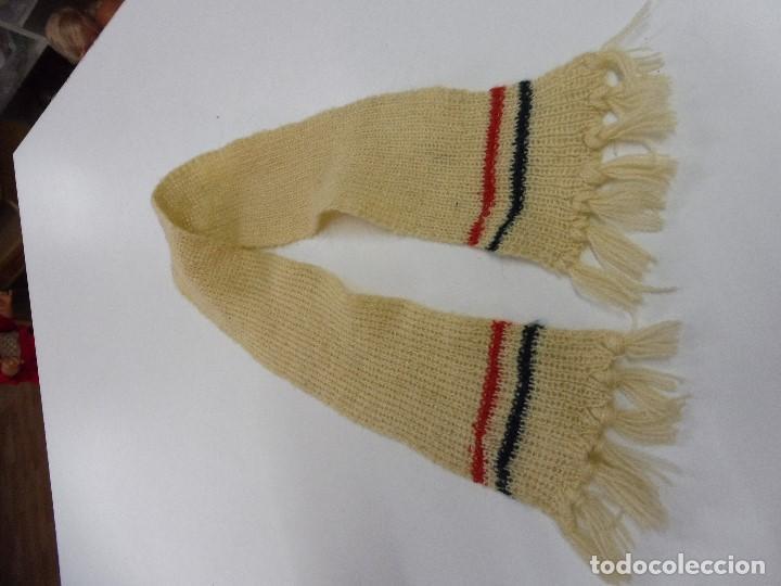 BABY MOCOSETE BUFANDA (Juguetes - Vestidos y Accesorios Muñeca Española Moderna)