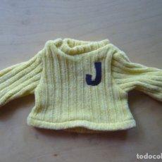 Vestidos Muñecas Españolas: JERSEY JUANIN PEREZ GRANDE. Lote 171732870