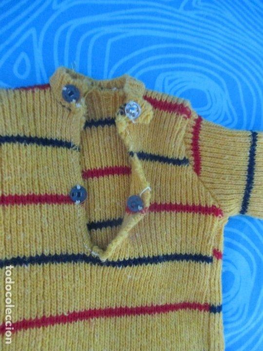 Vestidos Muñecas Españolas: CONJUNTO ORIGINAL PIPI CALZASLARGAS DE TOYSE. - Foto 5 - 173409797