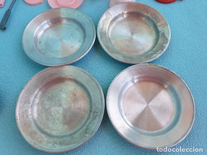 Vestidos Muñecas Españolas: (Ref. 71) Lote Platos e Otros accesorios Para Muñecas. - Foto 11 - 173802990